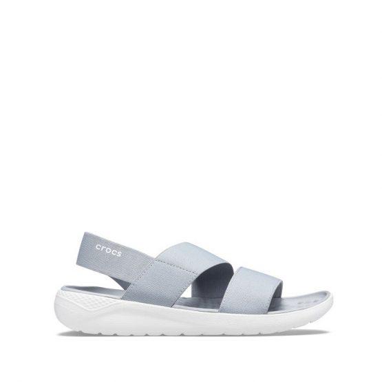 נעליים Crocs לנשים Crocs LiteRide Stretch - אפור