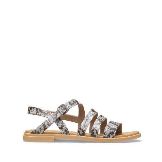 נעליים Crocs לנשים Crocs Tullum Sandal - צבעוני כהה