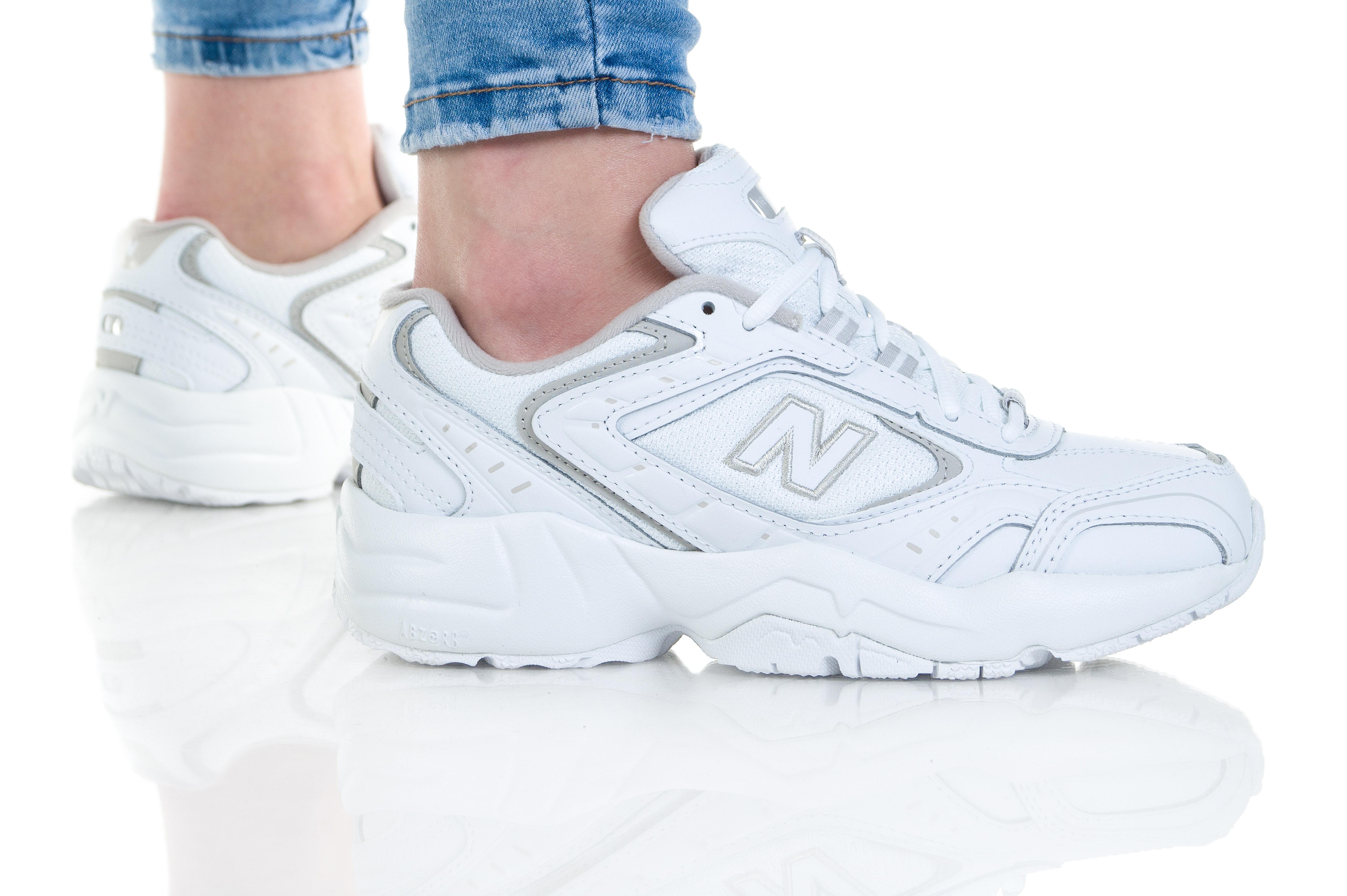 נעליים ניו באלאנס לנשים New Balance WX452 - לבן