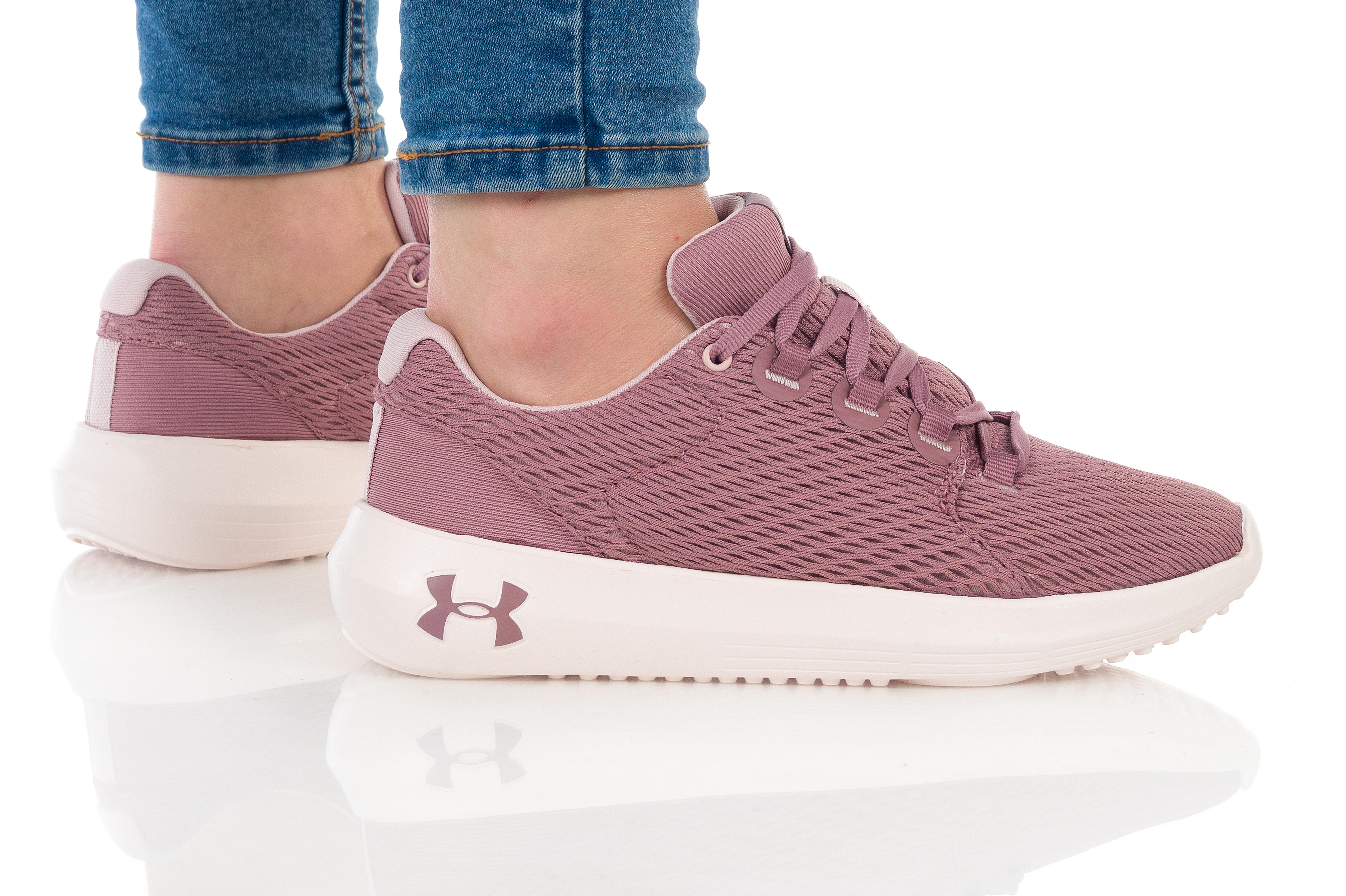 נעליים אנדר ארמור לנשים Under Armour Ripple 2.0 NM1 - ורוד