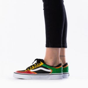 נעליים ואנס לנשים Vans UA Rowley Classic - צבעוני