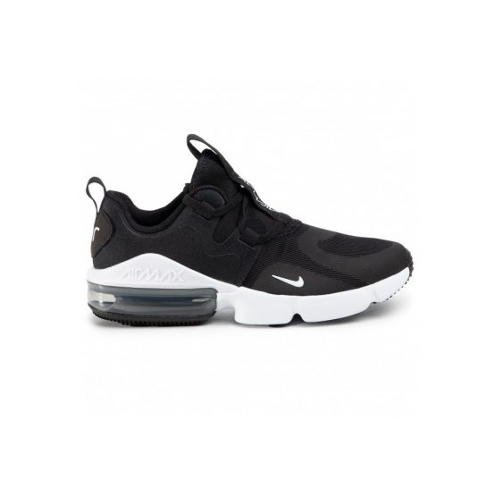 נעליים נייק לנשים Nike Air Max Infinity - שחור/לבן
