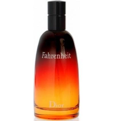 פארם Christian Dior לגברים Christian Dior Fahrenheit 100ml - אדום