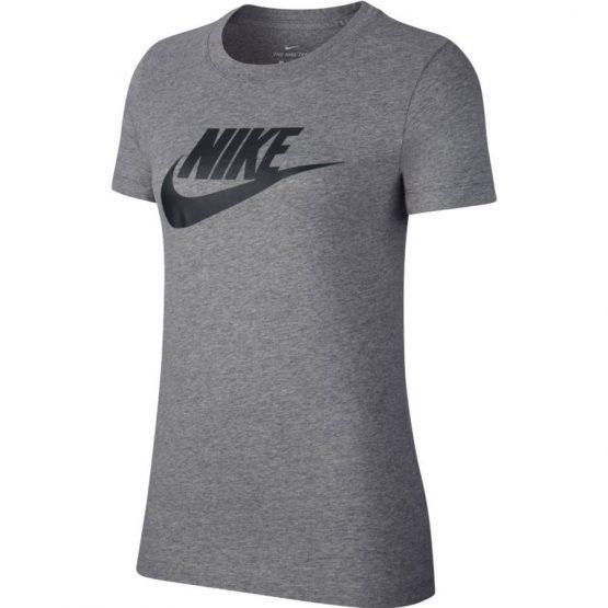 ביגוד נייק לנשים Nike SPORTSWEAR ESSENTIAL - אפור כהה