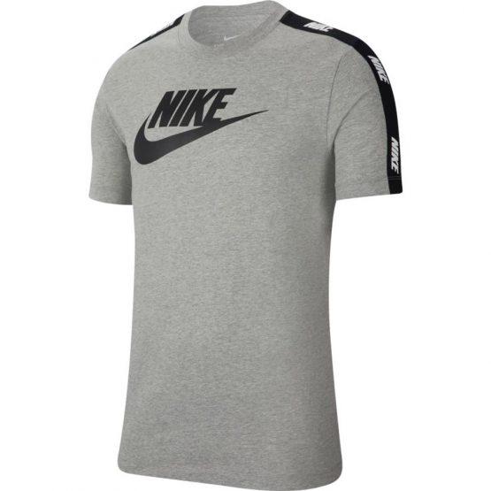 ביגוד נייק לגברים Nike NSW HYBRID - אפור