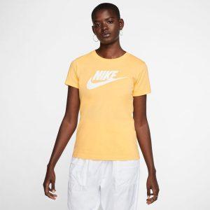 ביגוד נייק לנשים Nike SPORTSWEAR ESSENTIAL - כתום