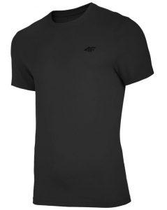 חולצת T פור אף לגברים 4F Nosh4 Tee - שחור מלא