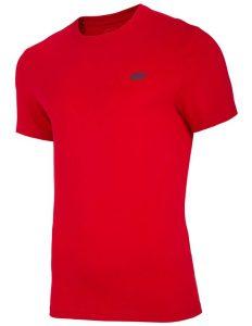 חולצת T פור אף לגברים 4F Nosh4 Tee - אדום