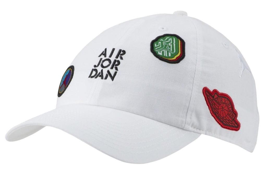 ביגוד נייק לגברים Nike JORDAN H86 - לבן