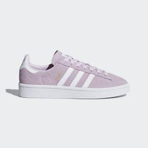 נעליים Adidas Originals לנשים Adidas Originals Campus - סגול בהיר