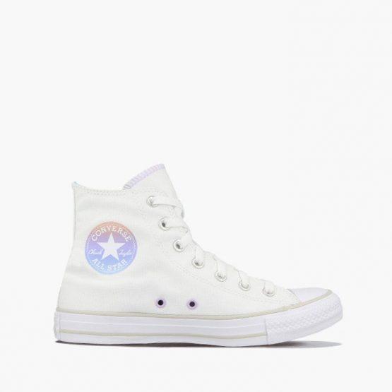 נעליים קונברס לנשים Converse Chuck Taylor All Star - לבן הדפס