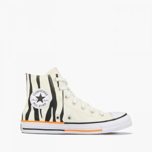 נעליים קונברס לנשים Converse Chuck Taylor All Star Hi - שחור/לבן