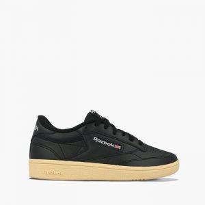נעליים ריבוק לנשים Reebok Club C 85  - שחור/חום