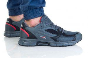 נעליים ריבוק לגברים Reebok ROYAL RUN FINISH 2 - אפור