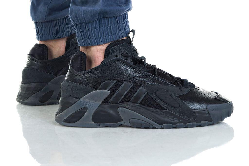 נעליים אדידס לגברים Adidas Originals Streetball - שחור