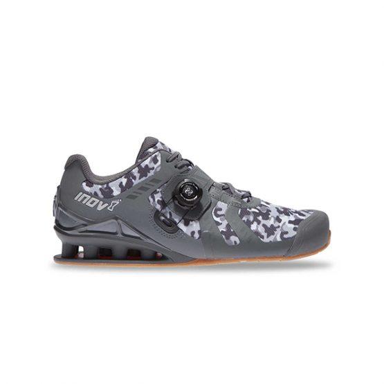 נעלי קרוספיט אינוב 8 לגברים Inov 8 Fastlift 400 Boa - אפור