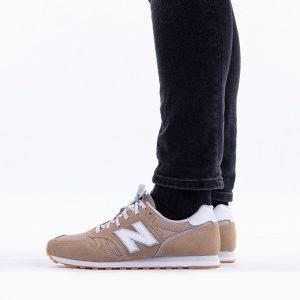 נעליים ניו באלאנס לגברים New Balance ML373 - חום בהיר