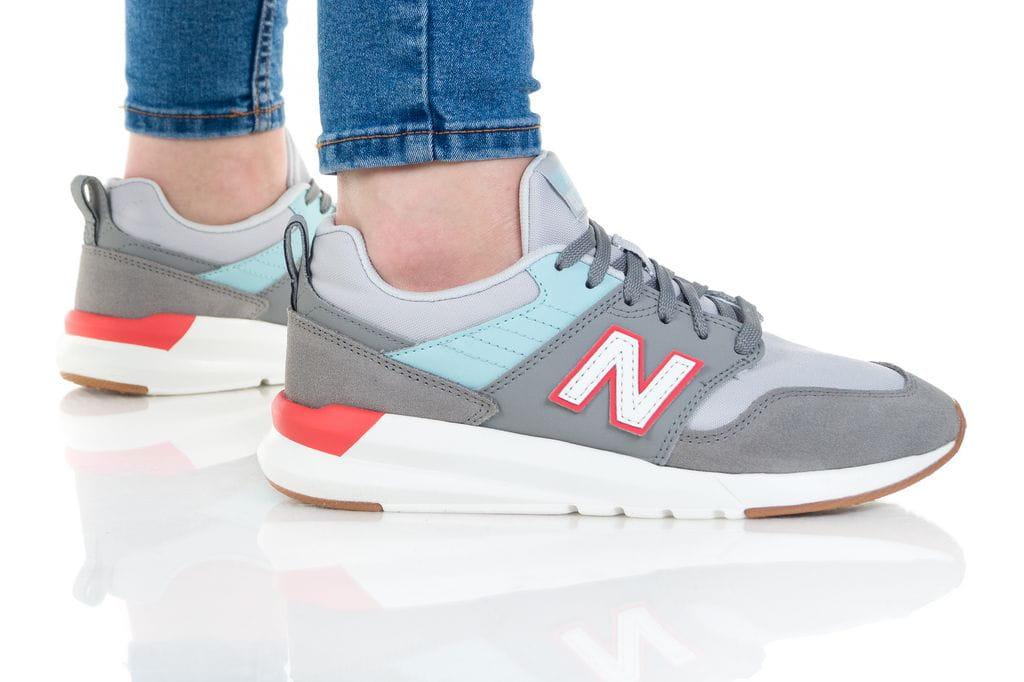 נעליים ניו באלאנס לנשים New Balance WS009 - אפור בהיר