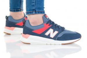 נעלי סניקרס ניו באלאנס לנשים New Balance WS009 - כחול/אדום