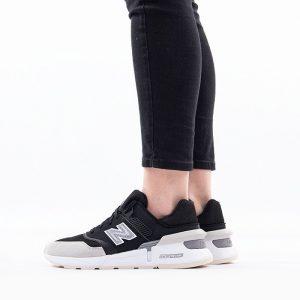 נעליים ניו באלאנס לנשים New Balance WS997 - שחור/לבן