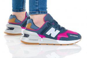 נעליים ניו באלאנס לנשים New Balance WS997 - צבעוני כהה