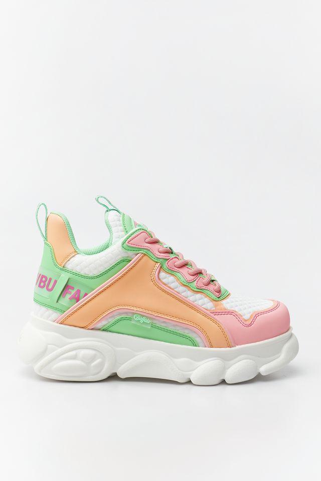 נעליים Buffalo לנשים Buffalo VEGAN CLD CHAI - צבעוני בהיר