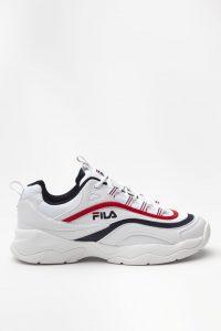 נעליים פילה לגברים Fila Ray Low - לבן