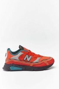 נעלי סניקרס ניו באלאנס לגברים New Balance MSX - כתום