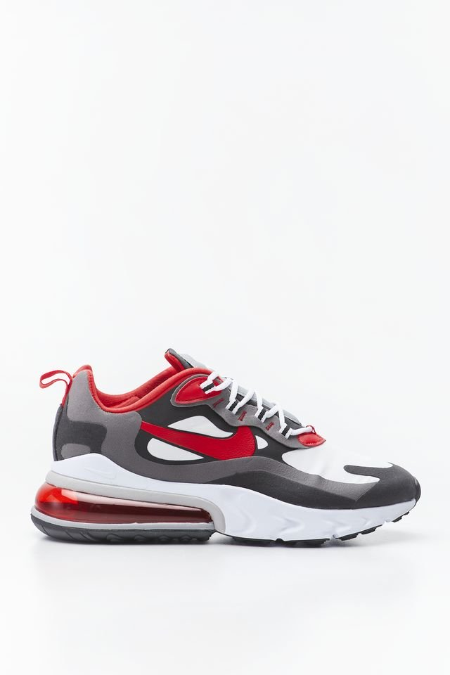 נעליים נייק לגברים Nike AIR MAX 270 REACT - צבעוני כהה