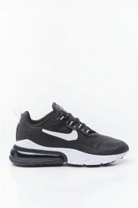 נעלי סניקרס נייק לגברים Nike AIR MAX 270 REACT - שחור/לבן