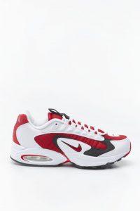 נעליים נייק לגברים Nike AIR MAX TRIAX - לבן/אדום