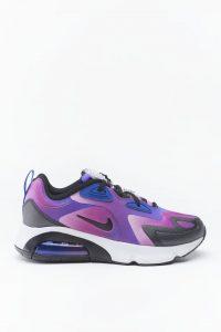 נעלי סניקרס נייק לנשים Nike AIR MAX 200 - צבעוני כהה