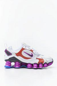 נעליים נייק לנשים Nike SHOX TL NOVA - צבעוני/לבן
