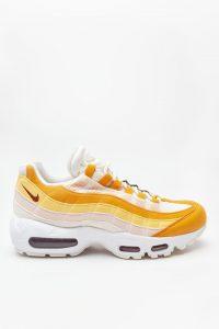 נעלי סניקרס נייק לנשים Nike AIR MAX 95 - צהוב