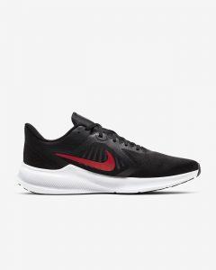 נעלי ריצה נייק לגברים Nike DOWNSHIFTER 10 - שחור/אדום