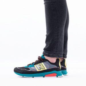 נעלי סניקרס ניו באלאנס לגברים New Balance MSX - צבעוני כהה