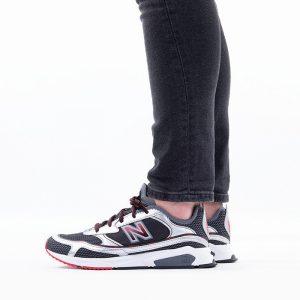 נעלי סניקרס ניו באלאנס לגברים New Balance MSX - שחור/לבן