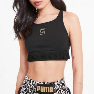 ביגוד פומה לנשים PUMA X Charlotte Olympia - שחור