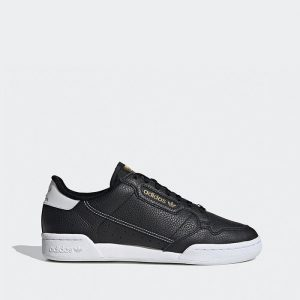 נעליים Adidas Originals לגברים Adidas Originals Continental 80 - שחור/לבן