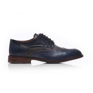 נעליים נו ברנד לגברים NOBRAND Wind 5 - כחול כהה