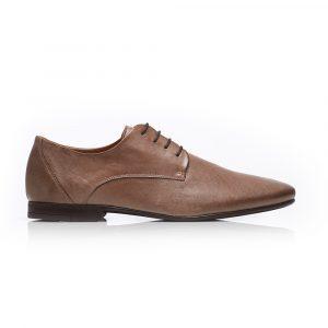 נעליים נו ברנד לגברים NOBRAND Mastella - אפור/חום