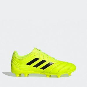 נעליים אדידס לגברים Adidas COPA 19.3 FG - צהוב