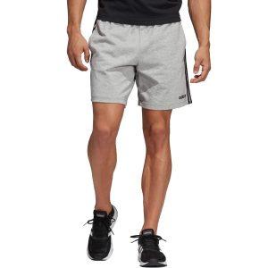 ביגוד אדידס לגברים Adidas E 3S - אפור