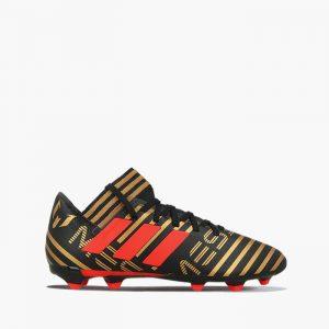 נעליים אדידס לגברים Adidas NEMEZIZ MESSI 17.3 FG - צבעוני כהה