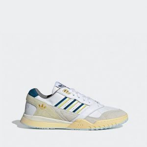 נעליים Adidas Originals לגברים Adidas Originals A.R. Trainer - לבן/ירוק