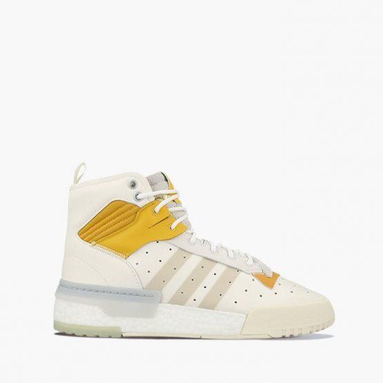 נעליים Adidas Originals לגברים Adidas Originals Rivalry RM - לבן
