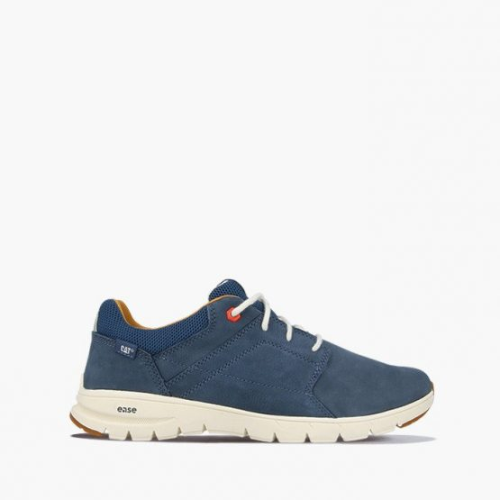 נעליים קטרפילר לגברים Caterpillar Tenet - כחול כהה
