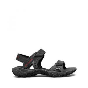 נעליים קולומביה לגברים Columbia Santiam Strap - אפור