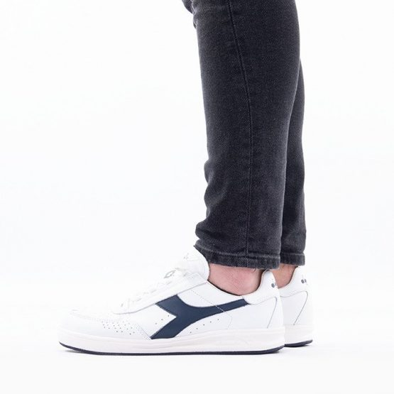 נעליים דיאדורה לגברים Diadora B.Elite H Italia Sport - לבן/ כחול