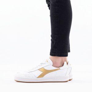 נעליים דיאדורה לגברים Diadora B.Elite H Italia Sport - לבן